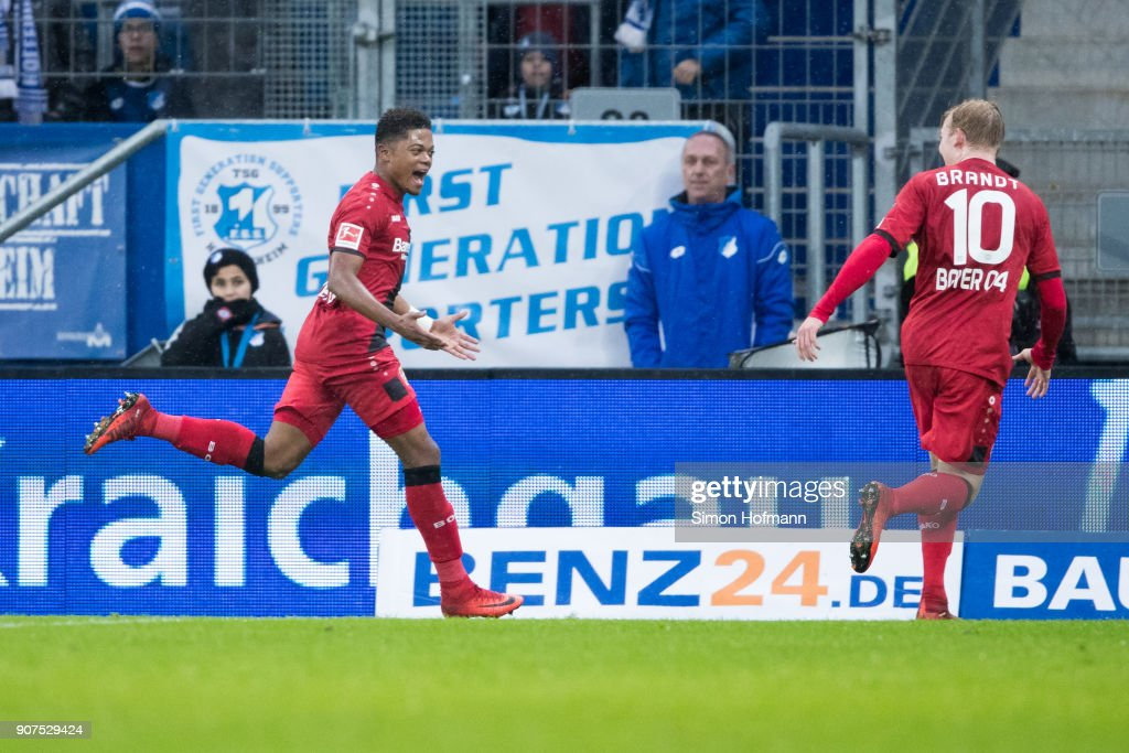 TSG 1899 Hoffenheim v Bayer 04 Leverkusen - Bundesliga : News Photo