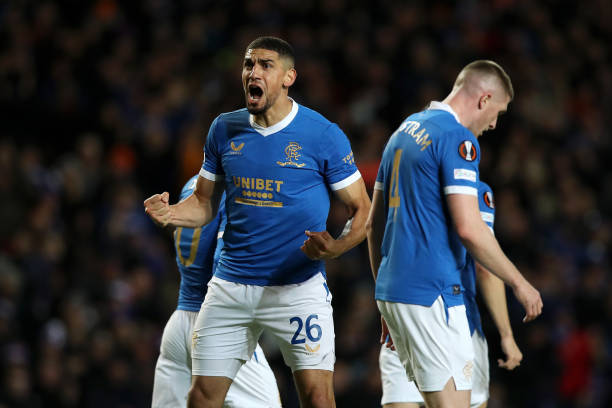 GBR: Rangers FC v Brondby IF: Group A - UEFA Europa League