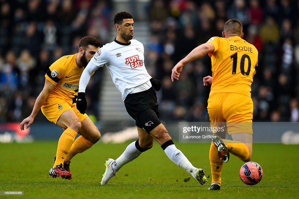 Derby County v Southport FC - FA Cup Third Round