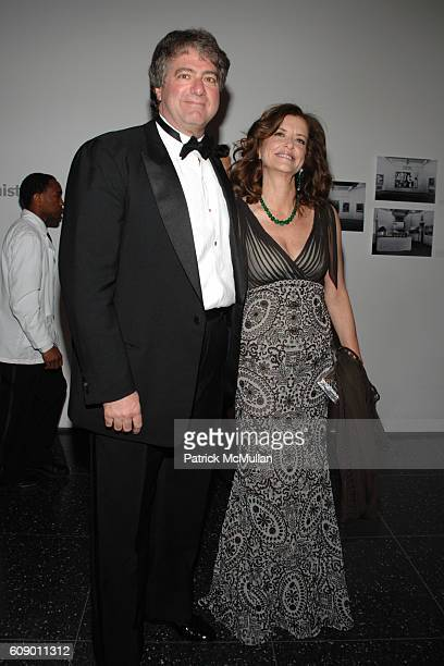 Leon Black and Debra Black attend THE MUSEUM OF MODERN ART MoMA Party in the Garden to honor Leon and Debra Black and Martin Scorsese at MoMA on May...