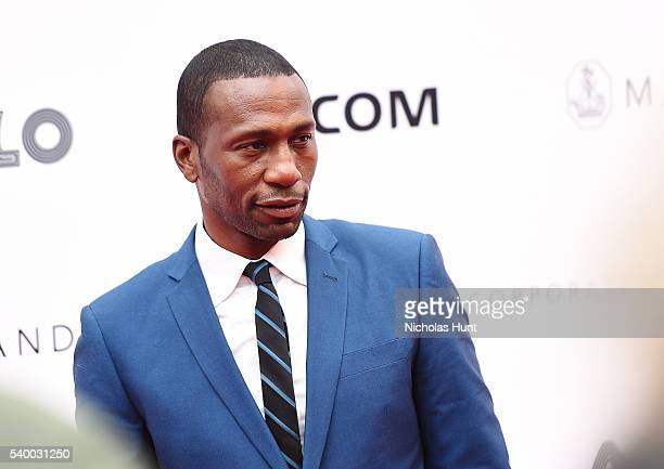 Leon Blanchet attends 11th Annual Apollo Theater Spring Gala at The Apollo Theater on June 13 2016 in New York City