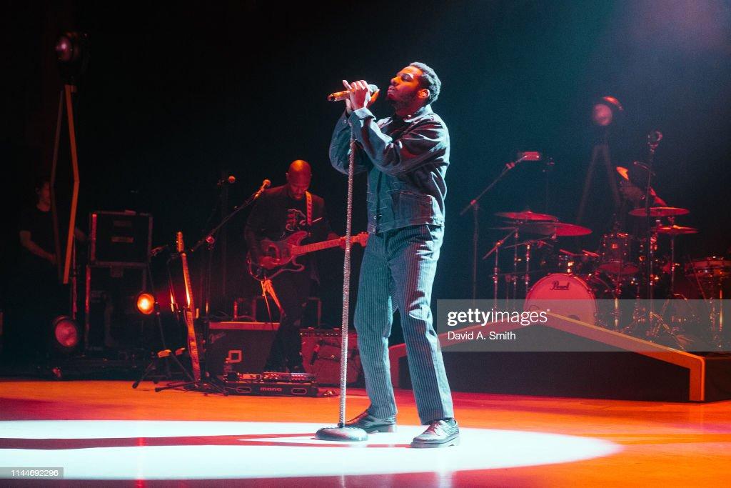 AL: Leon Bridges In Concert - Birmingham, AL