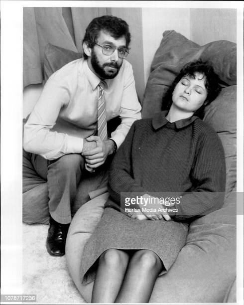 Leon Cowen Principal of the Applied Hypnosis Academy June 21 1984