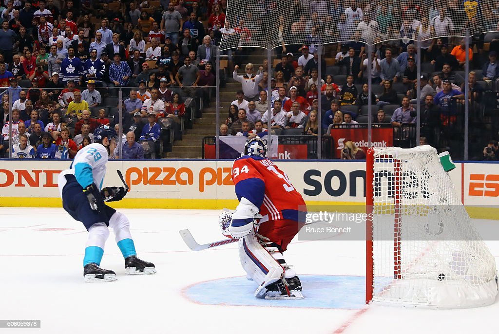 World Cup Of Hockey 2016 - Team Europe v Czech Republic