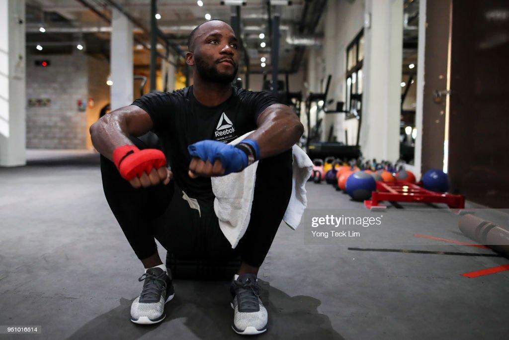 UFC Workout : News Photo