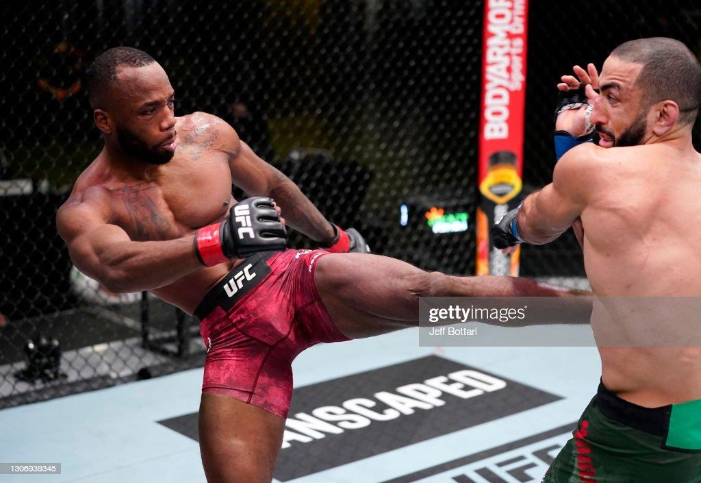 UFC Fight Night: Edwards v Muhammad : News Photo