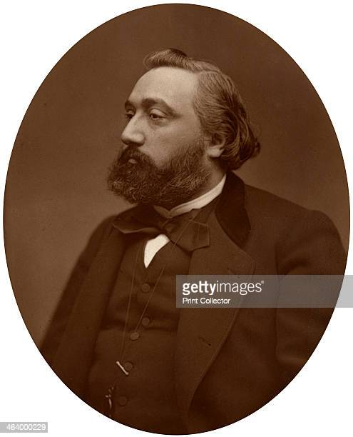 Leon Gambetta French statesman 1882 A Republican politician Gambetta was an opponent of the French Second Empire In 1870 he proclaimed the Third...