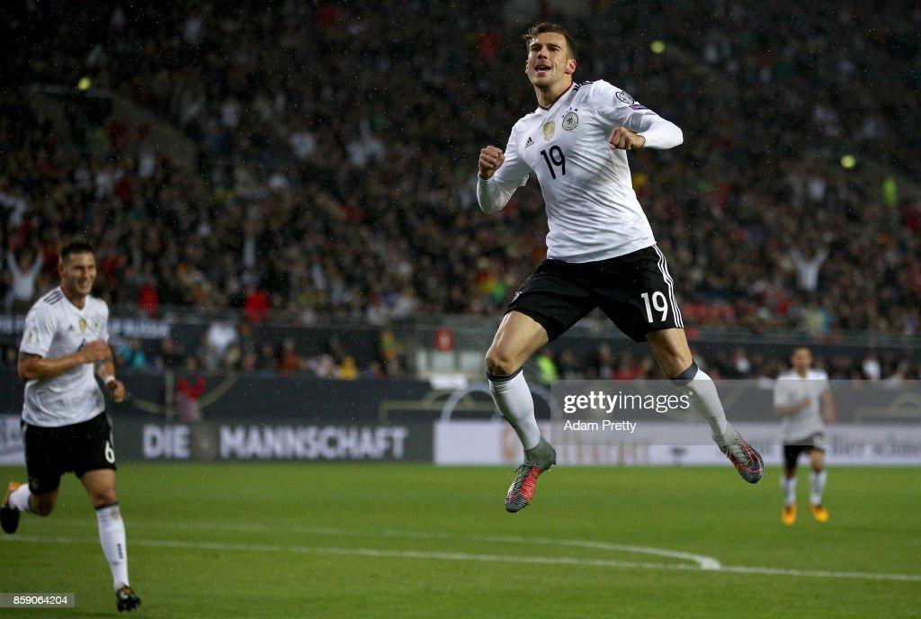 Germany v Azerbaijan - FIFA 2018 World Cup Qualifier