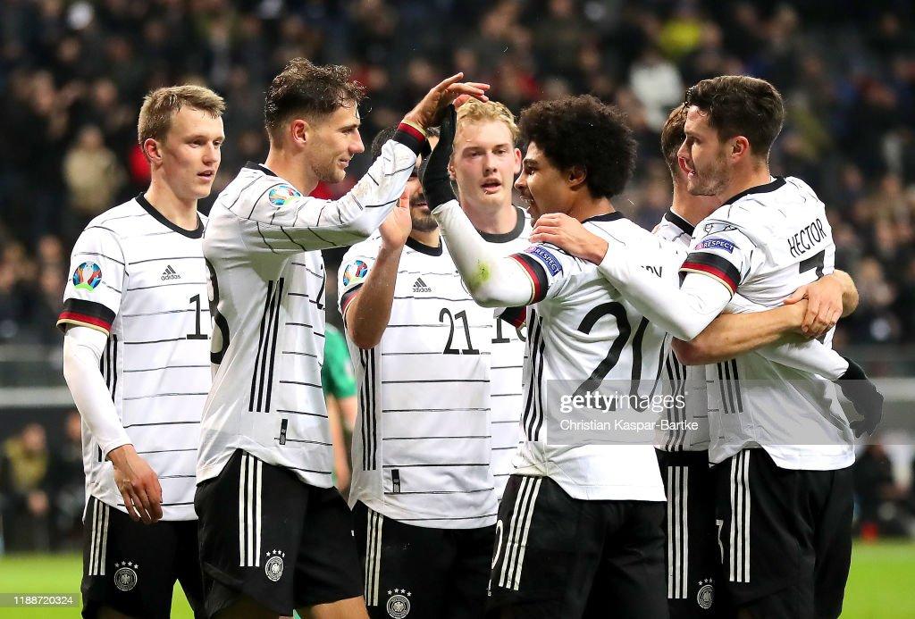 Germany v Northern Ireland - UEFA Euro 2020 Qualifier : Fotografia de notícias