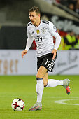 kaiserslautern germany leon goretzka germany action