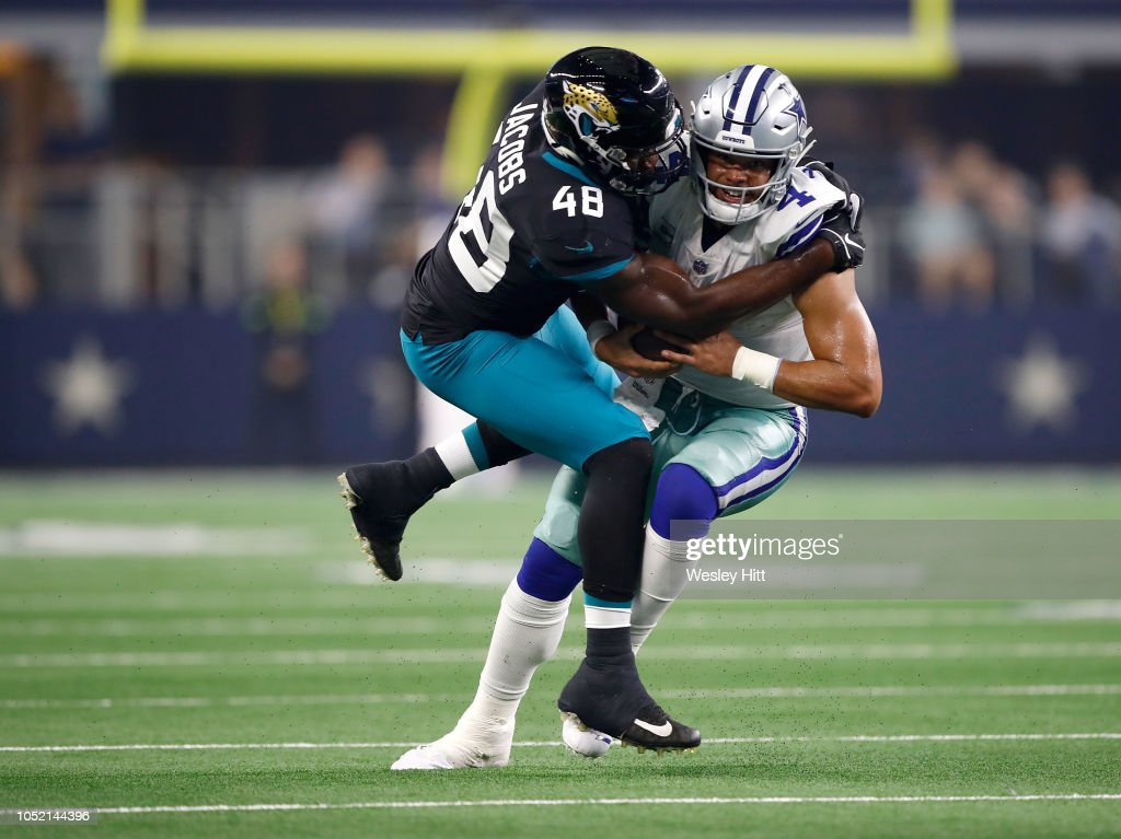 Jacksonville Jaguars v Dallas Cowboys : News Photo