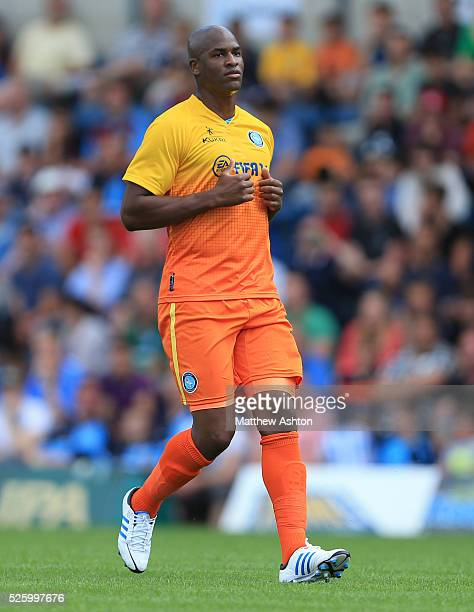 Leon Johnson of Wycombe Wanderers