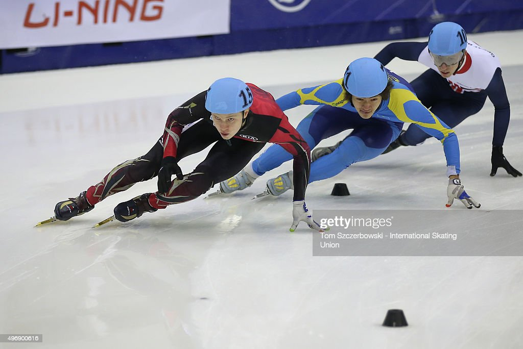 ISU World Cup Short Track Toronto - Day 1