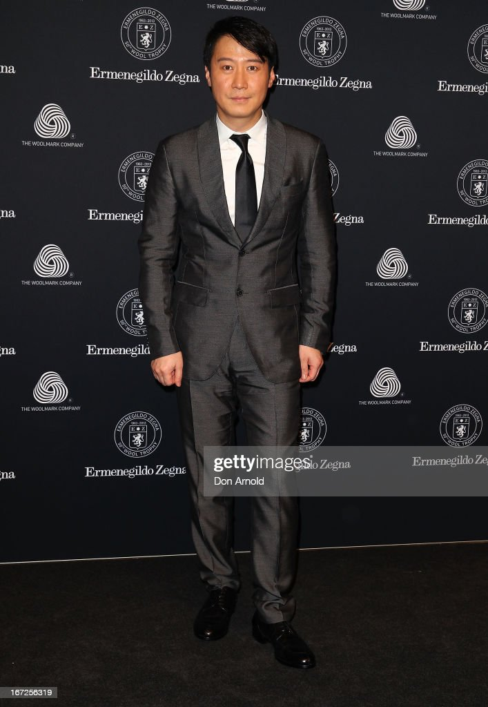 Leon Lai poses during the 50th Anniversary Wool Awards at Royal Hall of Industries, Moore Park on April 23, 2013 in Sydney, Australia.
