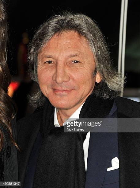 Leon Max attends the private view of Isabella Blow Fashion Galore Party at Somerset House on November 19 2013 in London England