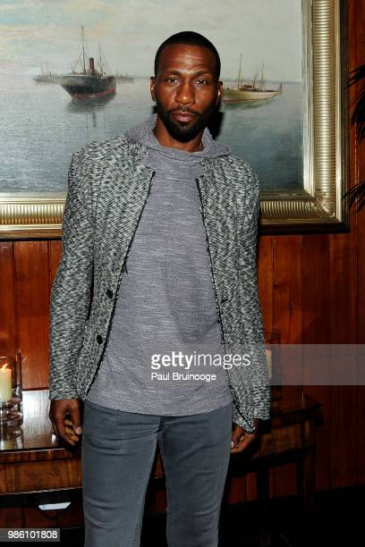 Leon Robinson attends The Cinema Society With Synchrony And Avion Host The After Party For Marvel Studios' AntMan And The Wasp at The Water Club...