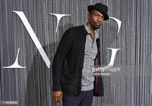 """Leon Robinson attends """"The King"""" New York Premiere at SVA Theater on October 01, 2019 in New York City."""