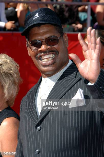 Leon Spinks during 2006 ESPY Awards Arrivals at Kodak Theatre in Hollywood CA United States