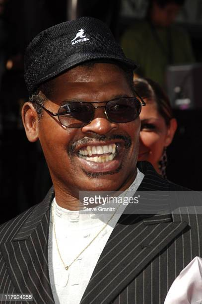 Leon Spinks during 2006 ESPY Awards Arrivals at Kodak Theatre in Los Angeles California United States