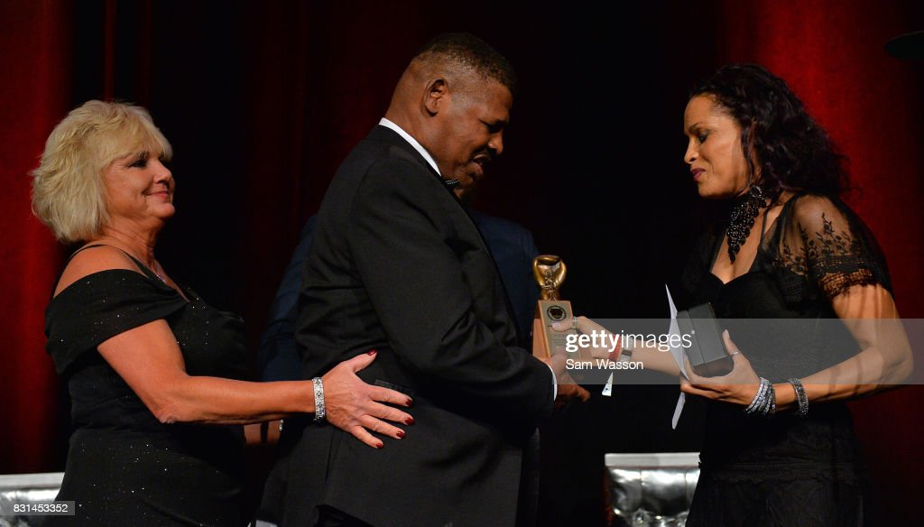Fifth Annual Nevada Boxing Hall Of Fame Induction Gala : News Photo