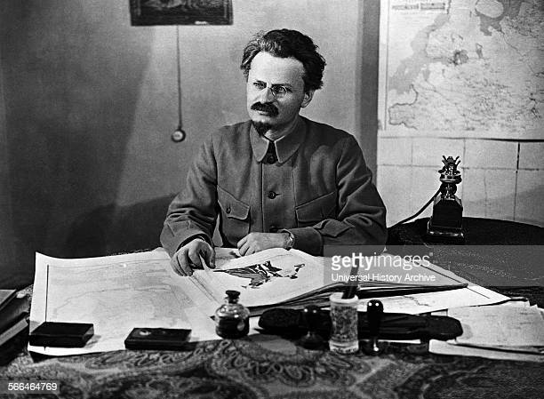 Leon Trotsky 1879 – 21 August 1940 Marxist revolutionary and theorist Soviet politician and the founder and first leader of the Red Army