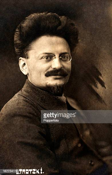 Leon Trotsky Russian Marxist revolutionary and theorist circa 1920 He was also the founder and first leader of the Red Army