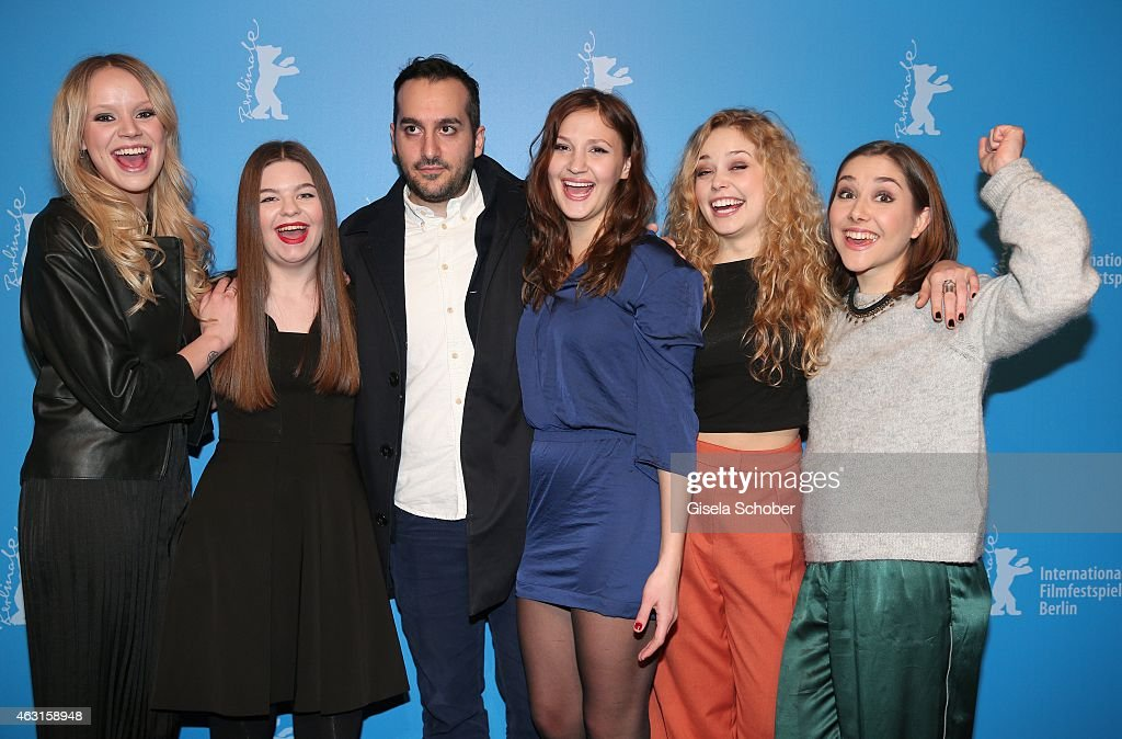 'The Circle' Premiere - 65th Berlinale International Film Festival : News Photo