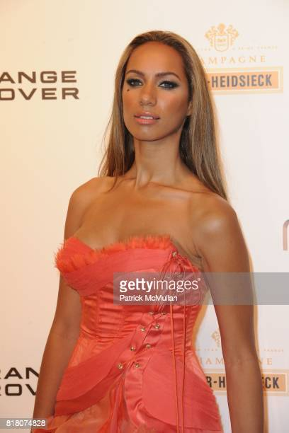 Leona Lewis attends ROBERTO CAVALLI 40th Anniversary Event CONTACT SIPA PRESS FOR SALES at Les BeauxArts de Paris on September 29 2010 in Paris France
