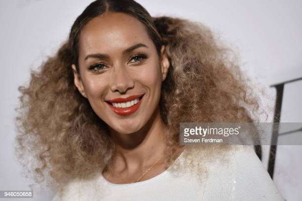Leona Lewis attends The 2018 DVF Awards at United Nations on April 13 2018 in New York City