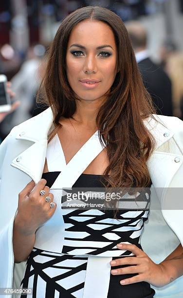 Leona Lewis attends the European Premiere of Entourage at Vue West End on June 9 2015 in London England