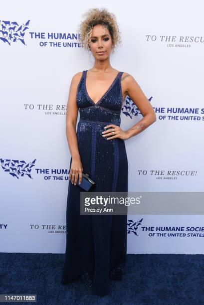 Leona Lewis attends The Humane Society of the United States Los Angeles Gala 2019 at Paramount Studios on May 04 2019 in Hollywood California
