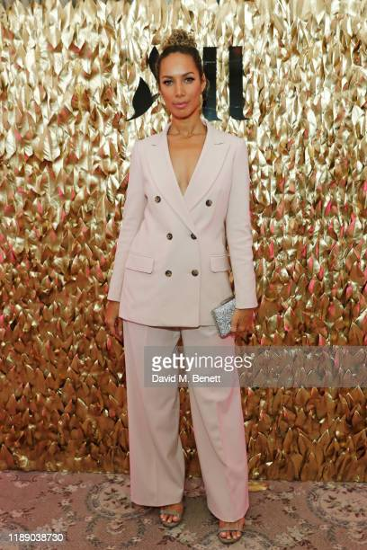 Leona Lewis attends the launch of Accor Hotels new 'Live Limitless' afternoon tea at The Savoy Hotel on December 16 2019 in London England