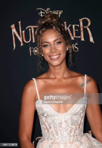 Leona Lewis attends the premiere of Disney's Nutcracker And The Four Realms at the Ray Dolby Ballroom on October 29 2018 in Hollywood California