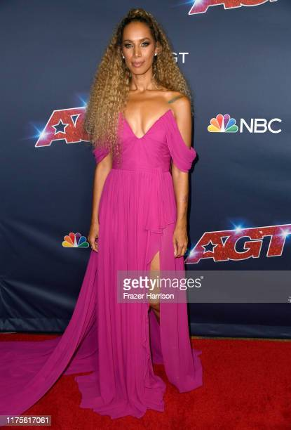 Leona Lewis attends the Season 14 Finale of America's Got Talent at Dolby Theatre on September 18 2019 in Hollywood California
