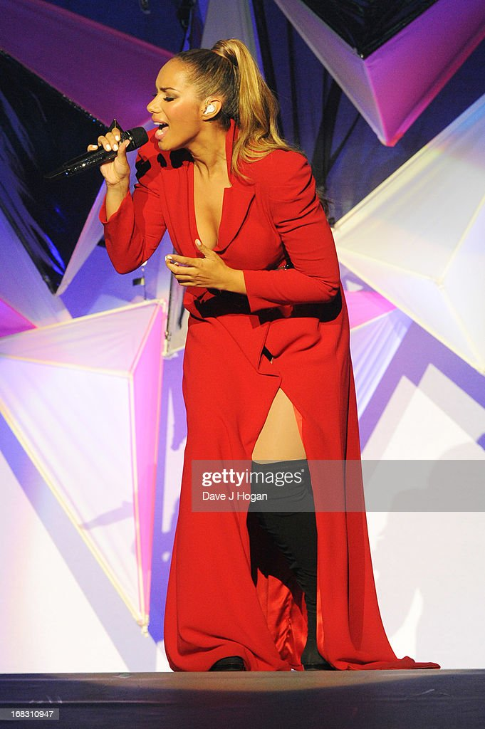 Leona Lewis performs at The Royal Albert Hall on May 8, 2013 in London, England.
