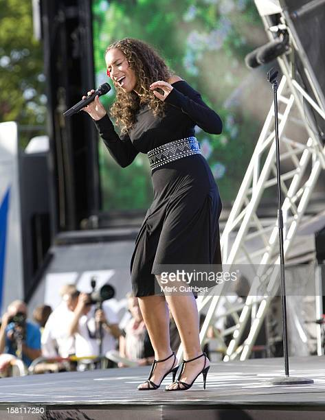 Leona Lewis Performs For Crown Princess Victoria As She Celebrates Her 31St Birthday With The King And Queen Along With Prince Carl Phillip And...