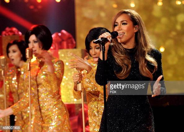 Leona Lewis Performs Onstage On Fox S The X Factor Season 3 Live News Photo Getty Images