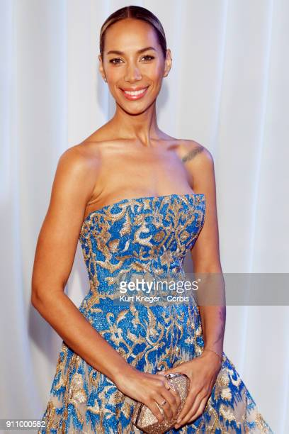 Leona Lewis photographed at the 25th Annual Elton John AIDS Foundation's Oscar viewing party at The City of West Hollywood Park on February 26 2017...