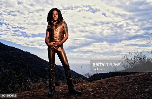 Leonard Albert Kravitz known as Lenny Kravitz  is an American singer songwriter actor and record producer Photographed near his home September 16...