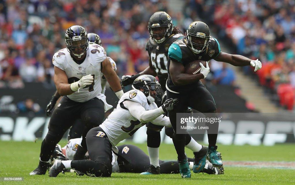 Baltimore Ravens vJacksonville Jaguars : News Photo