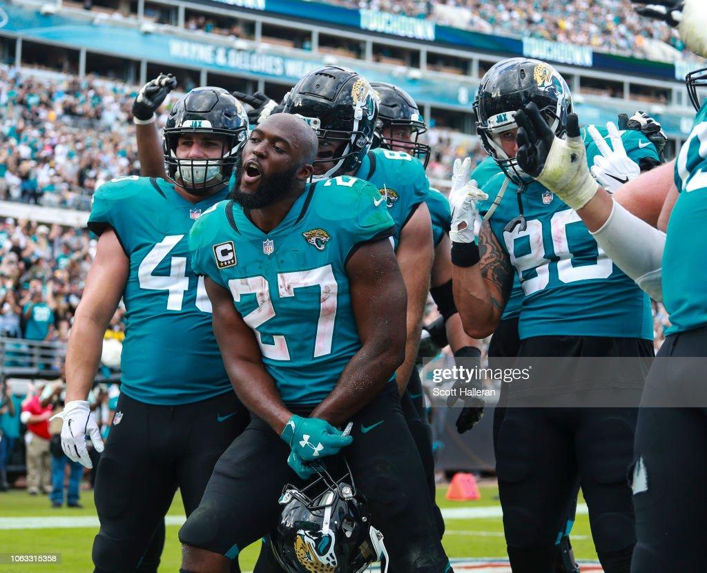 Pittsburgh Steelers v Jacksonville Jaguars : Fotografia de notícias