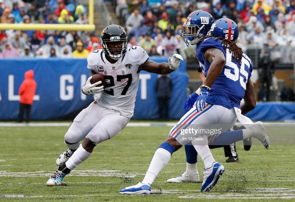 Jacksonville Jaguars v New York Giants : News Photo