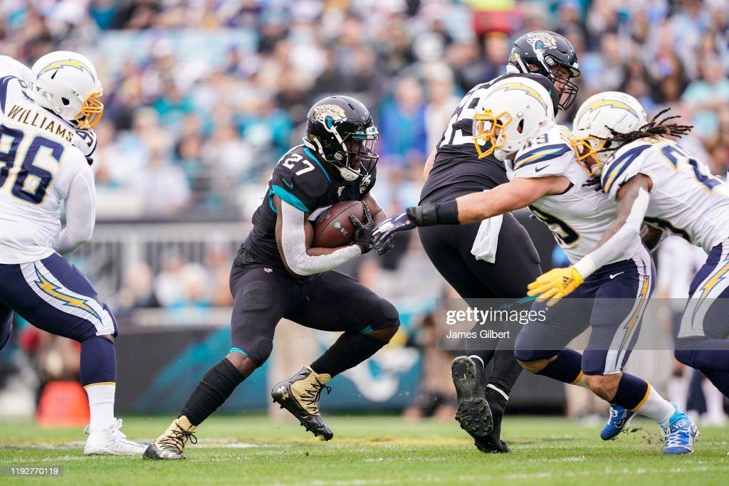 Los Angeles Chargers vJacksonville Jaguars : News Photo