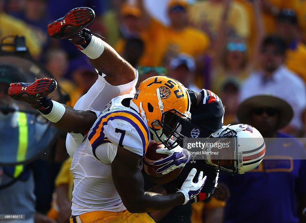 Auburn v LSU : News Photo