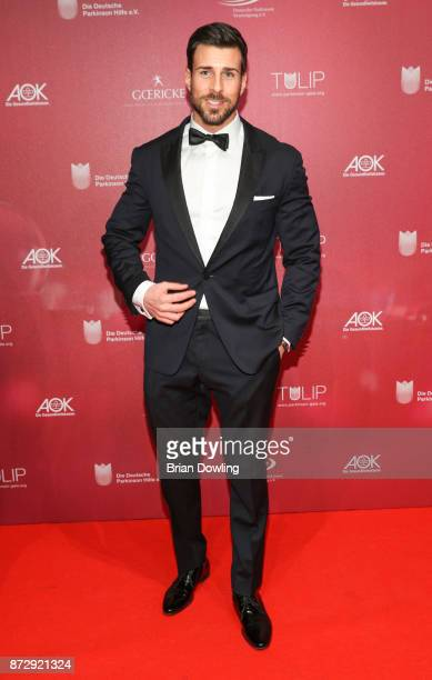 Leonard Freier attends the TULIP Gala 2017 at MetropolisHalle on November 11 2017 in Potsdam Germany
