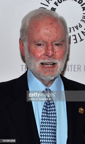 Leonard Goldberg attends the Blue Bloods Screening at The Paley Center for Media on September 22 2010 in New York City