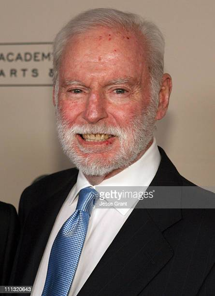 Leonard Goldberg during Academy of Television Arts and Sciences Hall of Fame Ceremony Arrivals at The Beverly Hills Hotel Crystal Ballroom in Beverly...