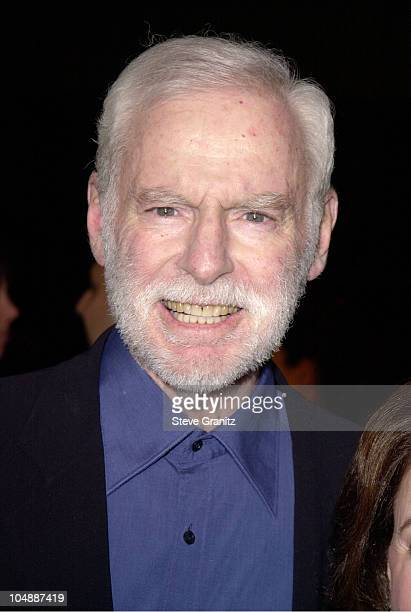 Leonard Goldberg during Finding Forrester Premiere at The Academy in Beverly Hills California United States