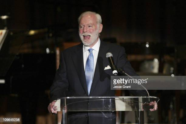 Leonard Goldberg Inductee into The Academy of Television Arts and Sciences Hall of Fame