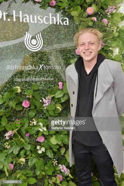 Leonard Kunz attends German Films X Dr Hauschka Reception at the 43rd Toronto International Film Festival on September 9 2018 in Toronto Canada